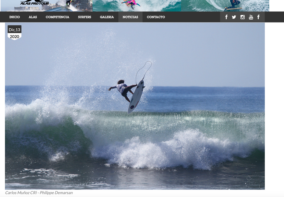 THE IF15 model takes the win in EL SALVADOR