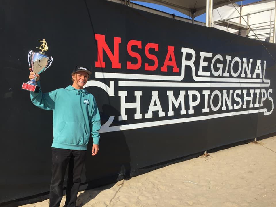 Max Beach 2019 West Coast NSSA Explorer Mens Champion