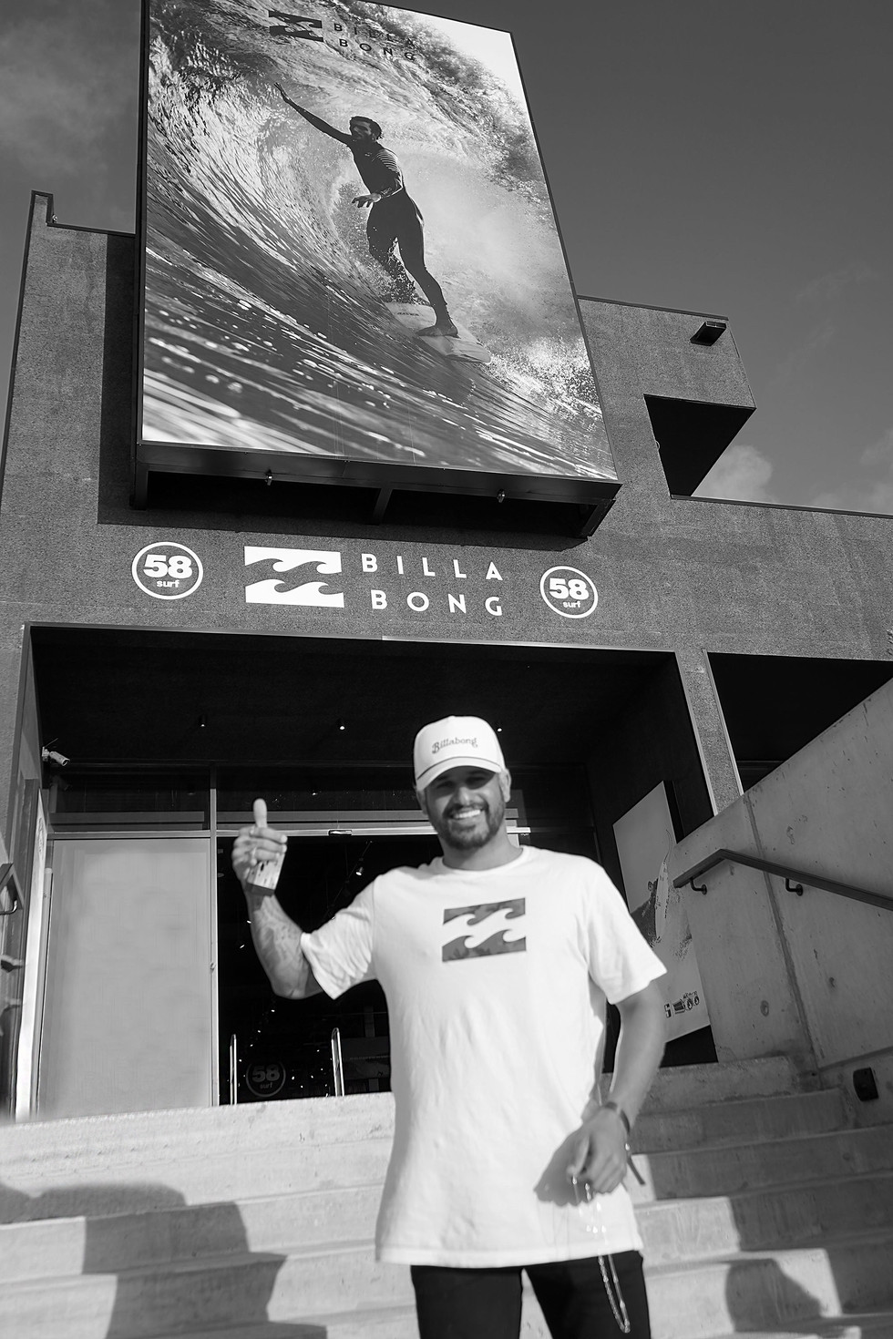 Timmy & Italo Do Shapers Day Together In Portugal At 58 Surf Shop