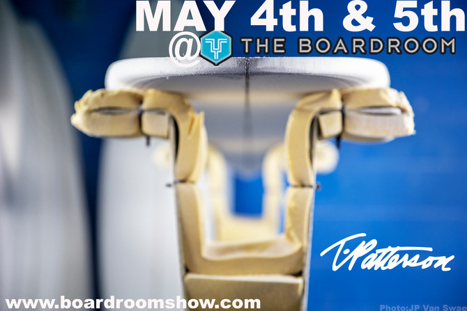 The Boardroom Show May 4th & 5th @ DEL MAR FAIRGROUNDS