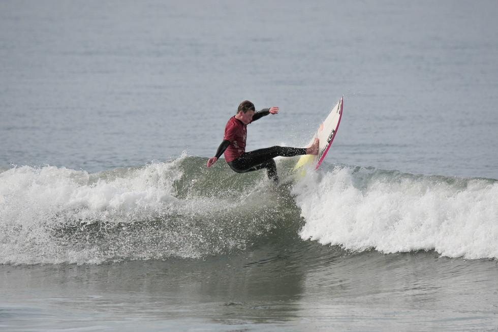 Max Beach Wins NSSA Event On Italo Ferreira's Board