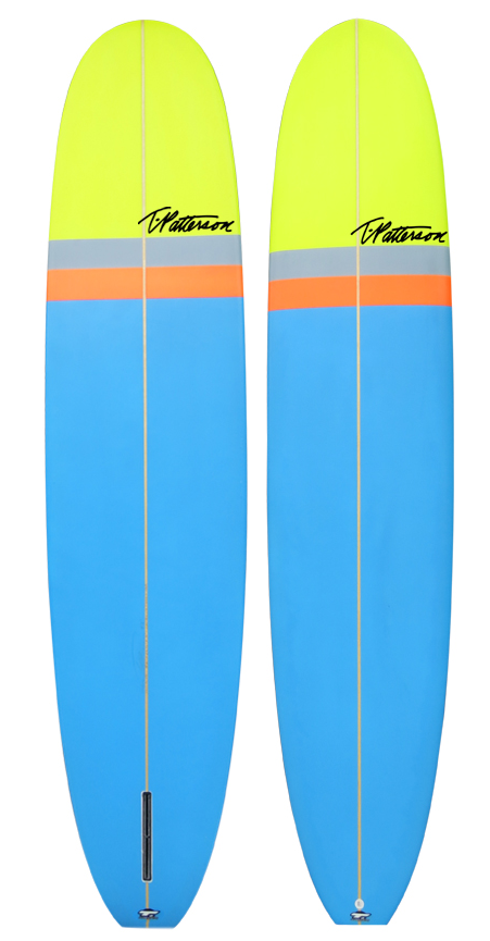 California Classic model by T.Patterson Surfboards