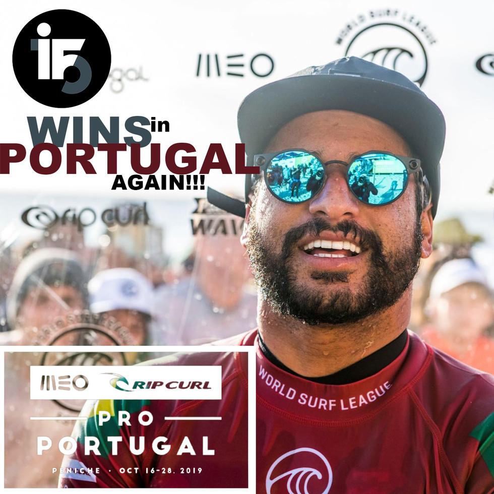 ITALO WINS in PORTUGAL