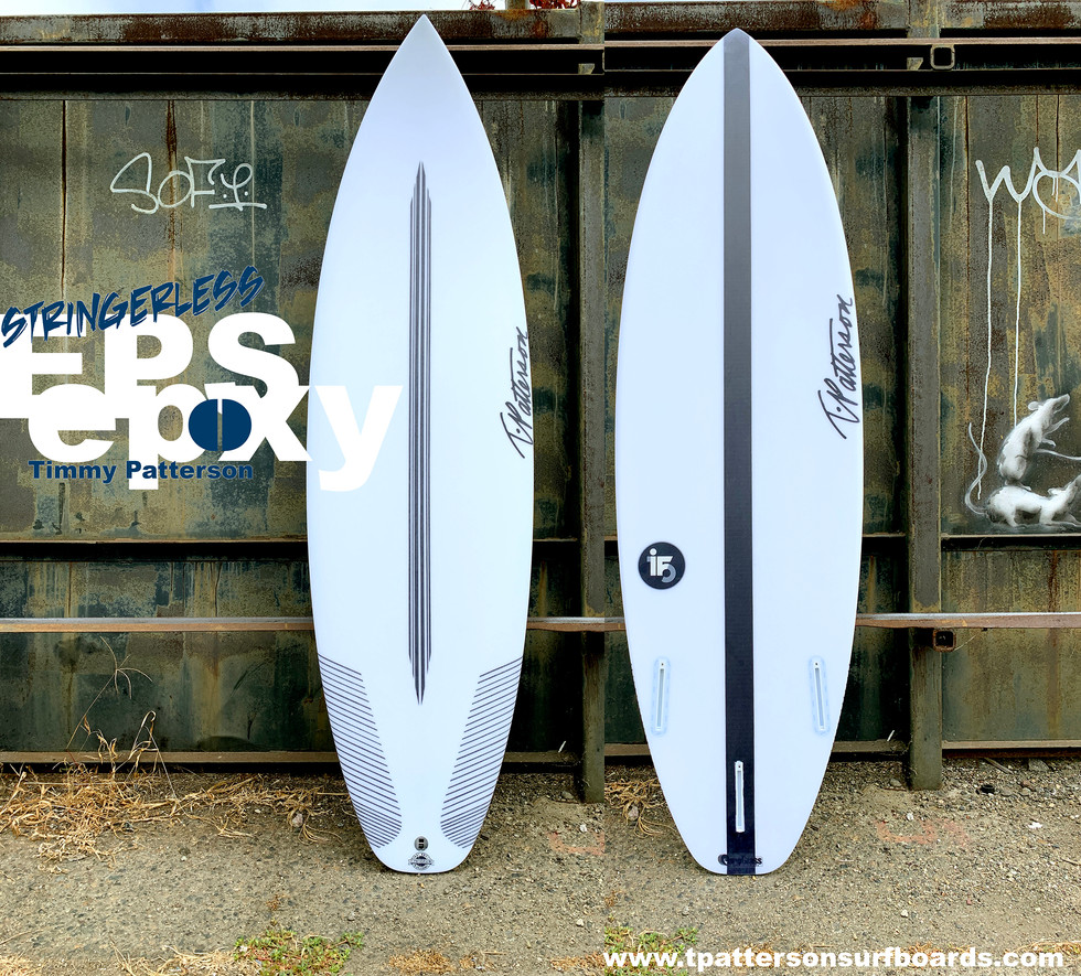Stringerless EPS Epoxy out now!