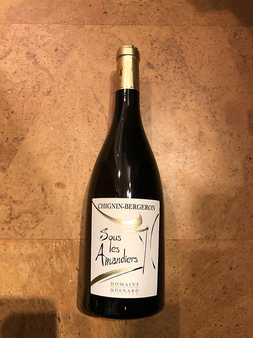 Domaine Pascal and Annick Quenard Chignin-Bergeron 2017