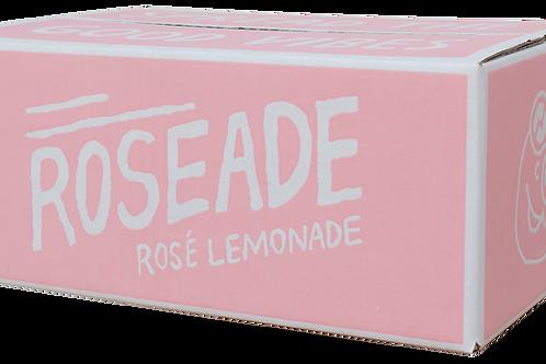 Roseade The Original Rose Lemonade Case of 24