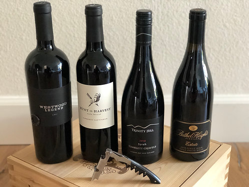 Monthly Wine Club - 12 bottles - Cellar Selections