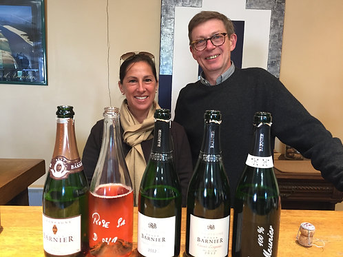 12 bottles of Champagne
