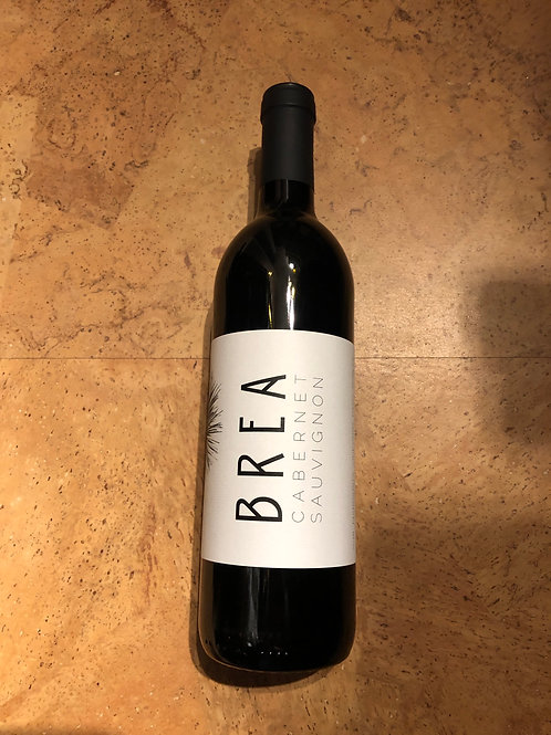 2018 Brea Cabernet Sauvignon Margarita Vineyard Paso Robles