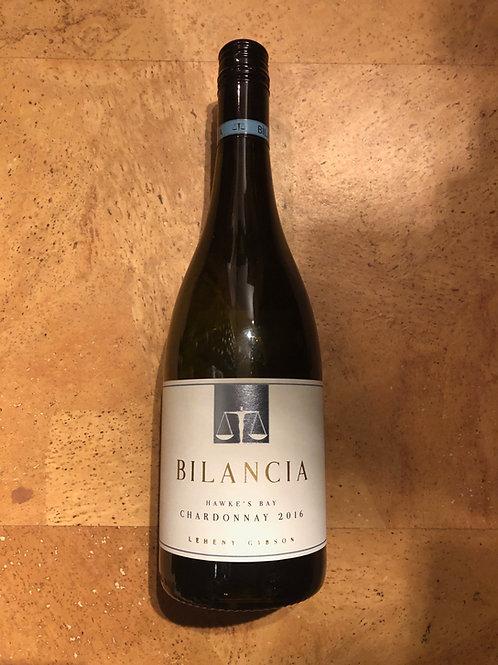 Bilancia Hawkes Bay Chardonnay 2016