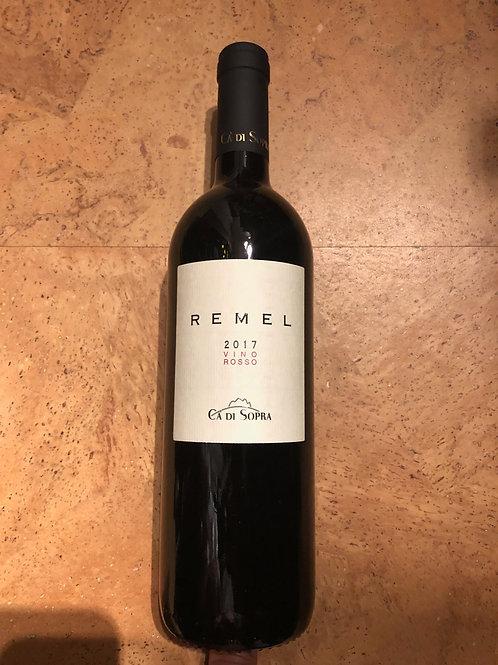 """Ca di Sopra """"Remel"""" Red Wine 2017"""
