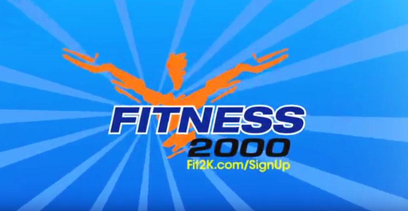Fitness 2000 Spot