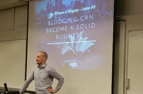 4 Reasons why anyone should blog