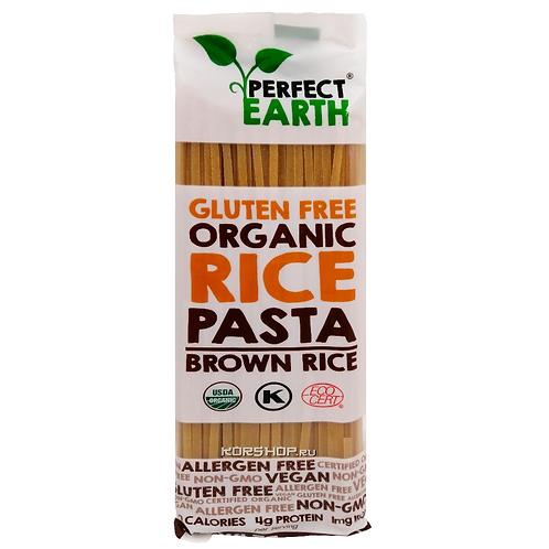 Лапша Органическая рисовая «Коричневый  рис» BIO 225г