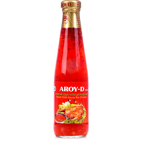 """Соус Чили сладкий для курицы """"AROY-D"""" 350г"""