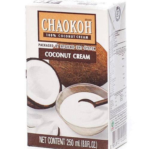 """Кокосовые сливки """"CHAOKOH"""" 250 мл"""