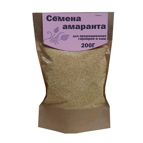 "Семена амаранта ""Образ жизни"" 200г"