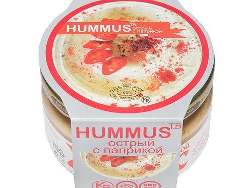 """Хумус острый с паприкой """"Тайны Востока"""" 200г"""