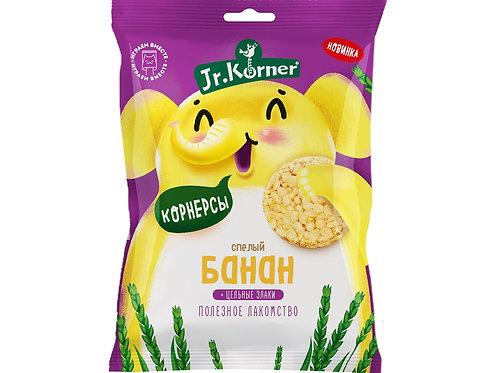 """Хлебцы мини хрустящие с бананом  """"Dr korner"""" 30гр"""