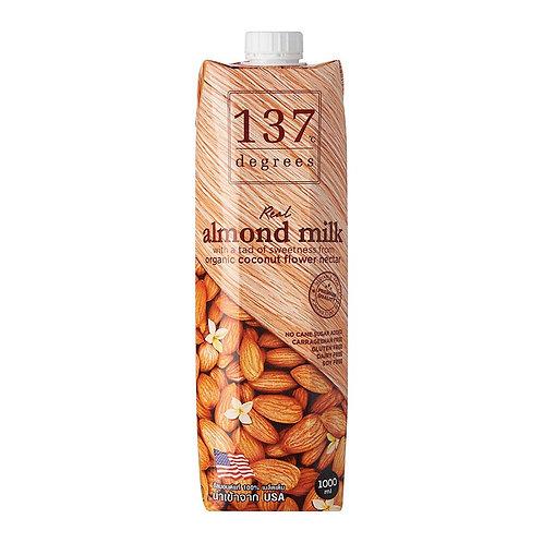 Миндальное молоко с нектаром кокосовых соцветий 1л