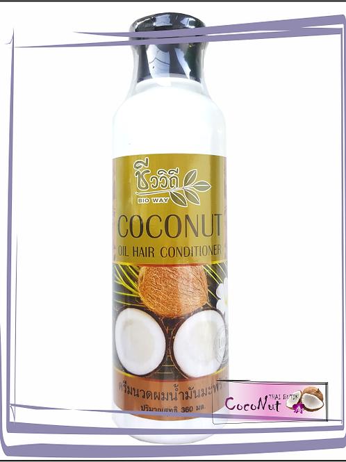 "Кондиционер ""Bio Way"" кокос  360 мл."