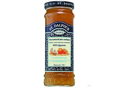 "Джем  апельсин имбирь ""St.Dalfour"" Франция 284г"