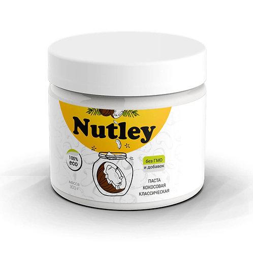 """Паста кокосовая классическая """"Nutley"""" 300г"""