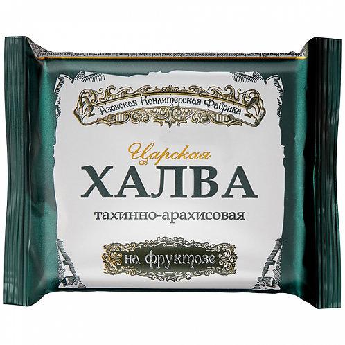 """Халва на фруктозе тахинно-арахисовая """"Азовская"""" 180г"""