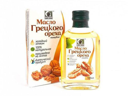 """Масло грецкого ореха """"Сибирское"""" 100мл"""