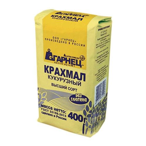 """Крахмал Кукурузный  """"Гарнец"""" 400г"""