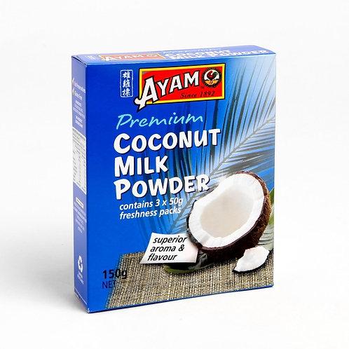 """Сухое кокосовое молоко """"AYAM"""" 150г (50 г*3)"""