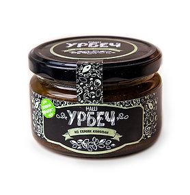 """Урбеч Конопля """"Наш урбеч"""" 200г"""
