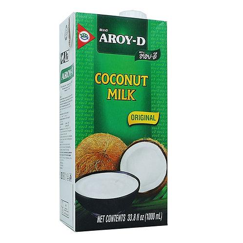 """Кокосовое молоко """"AROY-D"""" 1000мл"""