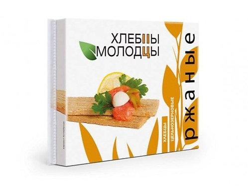 """Хлебцы-Молодцы """"Ржаные"""" 110г"""