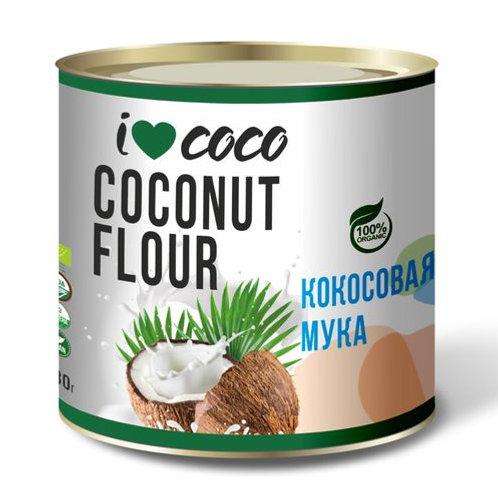 """Мука кокосовая """"I❤COCO"""" 230г"""