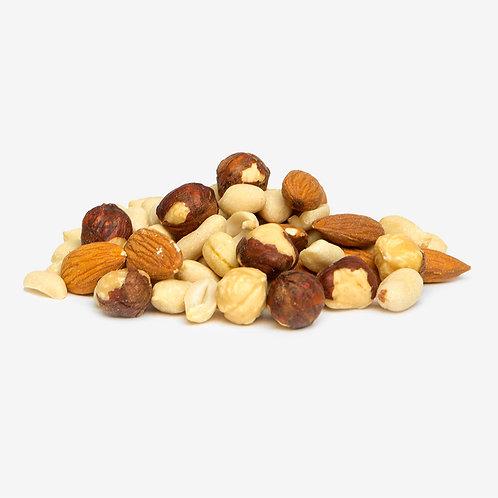 """Смесь орехов (фундук, миндаль, кешью, арахис) """"Fruit&Nut"""" 100г (вес)"""