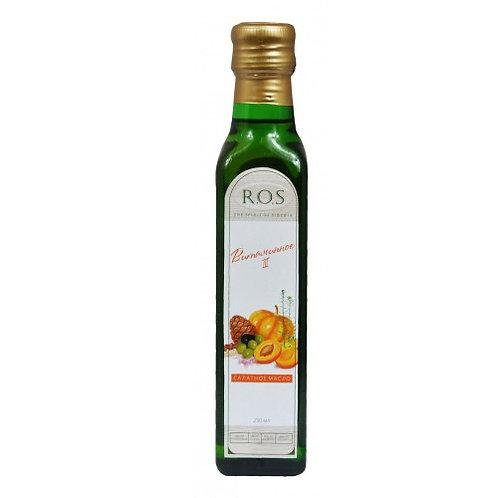 """Масло салатное """"Витаминное 3"""" (оливковое, тыквенное, рыжика, кедровое, абрикосов"""