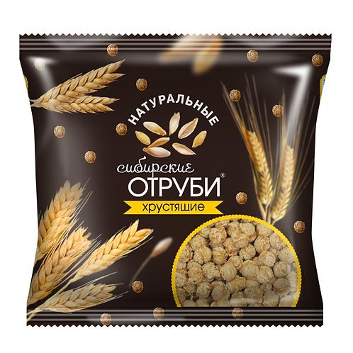 """Отруби хрустящие  """"НАТУРАЛЬНЫЕ"""" 100г"""