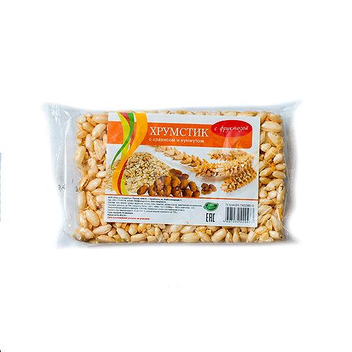 Хрумстик с арахисом и кунжутом 45г
