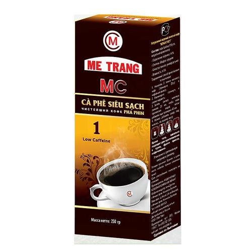 "Кофе молотый MС1 Вьетнам ""Me Trang"" 250гр"