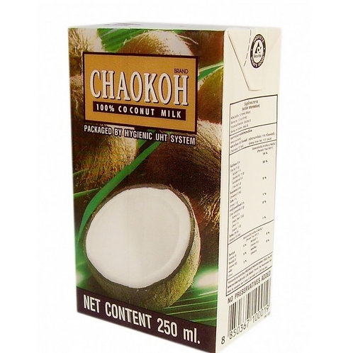 """Кокосовое молоко """"CHAOKOH"""" 250мл"""