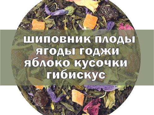 """Чай зеленый """"Тысяча и одна ночь"""" 100г"""