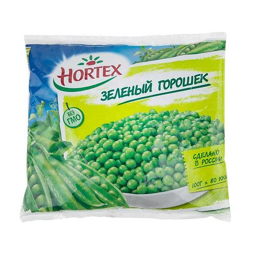 """Горошек зеленый """"Хортекс"""" 400г"""