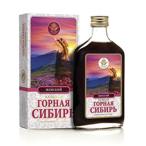 """Бальзам Женский """"Горная Сибирь"""" 250 мл"""