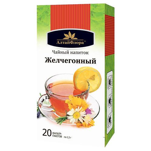 """Напиток чайный """"Желчегонный""""  20 ф/п * 1,5 гр."""
