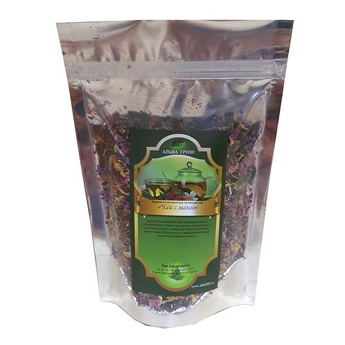 """Чай зеленый """"Манго"""" 100г"""