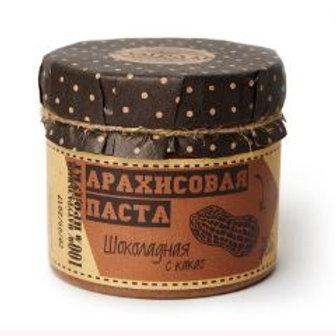 Арахисовая паста «Шоколадная»  Благодар300 г