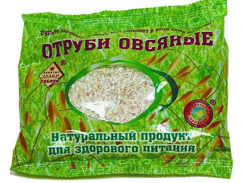 """Отруби овсяные сибирские """"Vitazar"""" 200г"""
