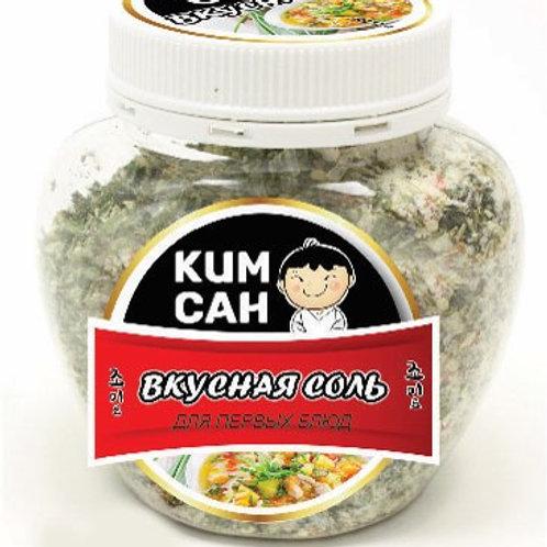 """Вкусная соль для первых блюд """"Ким Сан"""" 400 г"""