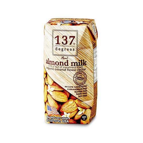 Миндальное молоко с нектаром кокосовых соцветий 180мл